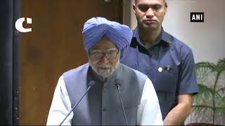 Atrocities against minorities and Dalits are increasing- Former PM Manmohan Singh