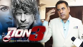 Boman Irani FUNNY REACTION On Shahrukh Khan's Don 3