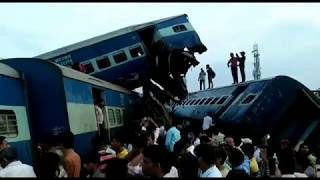 Muzaffar. Nagar train accident