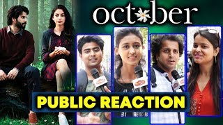 October Movie | First Day First Show | Public Excitement | Varun Dhawan, Banita Sandhu