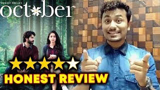 OCTOBER Movie HONEST REVIEW | Varun Dhawan, Banita Sandhu