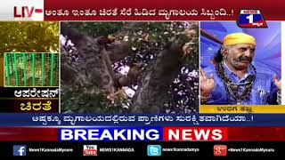 Operation Chirathe..!(ಆಪರೇಷನ್ ಚಿರತೆ ..!) NEWS 1 SPECIAL DISCUSSION PART 01