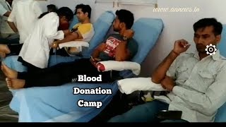 Delhi Blood Help | Blood Donation Camp Fedration of Narela Subcity