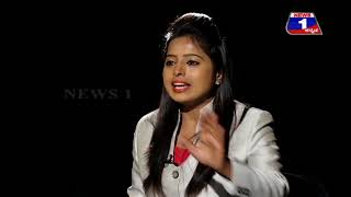 News 1 Kannada Special Talk with Roopa Iyer(Kannada film Director) Part 03