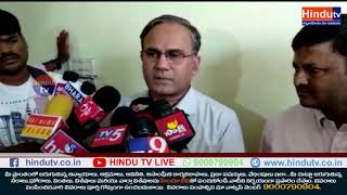 ACB RIDES ON JUDGE RADHAKRISHNA RESIDENCE//News update// HINDU TV