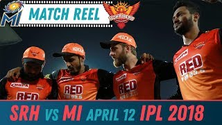 Cricnwin Match Reels SRH vs MI