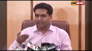 Kapil Mishra ka Arvind Kejariwal par fir bada aarop