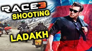 RACE 3 Shooting In LADAKH, South Africa Shoot CANCELLED | Salman Khan