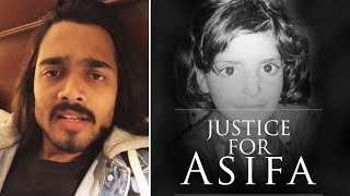 Bhuvan Bam Strong Reaction On Asifa Case | BB Ke Vines | #JusticeForAsifa | Support Asifa