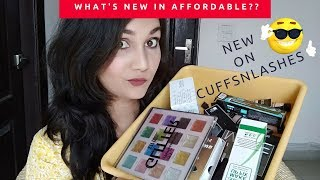 What's New in Affordable ?? | Best Affordable Makeup | Makeup Under Rs. 500 | Nidhi Katiyar