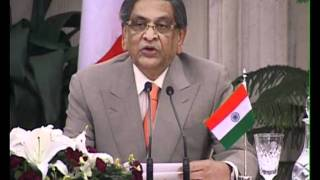Visit of Foreign Minister of Italy Part 1.mp4