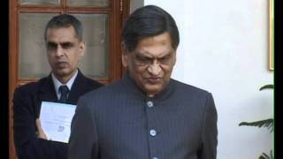 External Affairs Minister Media Interaction at Hyderabad House (March 1, 2012)