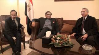External Affairs Minister arrives in Cairo for Talks, March 2, 2012.mp4