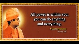 Swami vivekananda - Laws of Life.