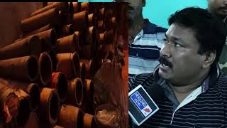 Illigal Cracker Factory Found In Pipili Adhalanga, 1 Accused Arrest By Pipili Police