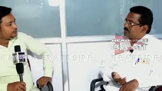 EXCLUSIVE INTERVIEW WITH PRADYUMNA PARIDA , SUSPENDED SARAPANCH OF DELANGA PART-2