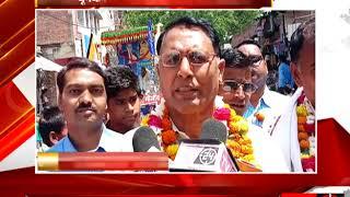 मैनपुरी - धूमधाम से मनाई गई बीआर अम्बेडकर की जयंती  - tv24