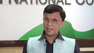 Pawan Khera Addresses Media on Unnao and Kathua Case at Congress HQ.