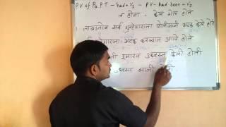 English (Spoken) Grammar through Marathi.  MPSC ENGLISH   classes.