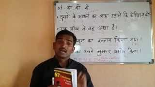 Learn English grammar lessons for beginners in HINDI.  .