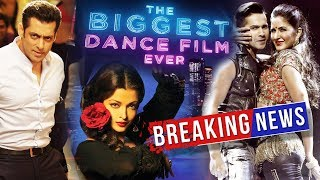 Aishwarya Rai Named Salman Khan As The SEXIEST Man, Varun Dhawan And Katrina Kaif Dance Film In 4D
