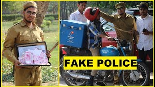 Fake Police Experiment (Must Watch) | Pranks In India