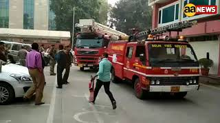 News Flash : Nirman Bhawan k Purvi Block me lagi Aag