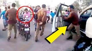 Angry Salman Khan Gets Out Of His Car To Thrash Guys Following Him During Bajrangi Bhaijaan Shoot