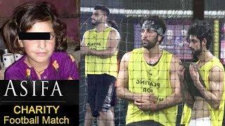 Ranbir Kapoor, Arjun Kapoor's Charity Football Match For Asifa Kathua Case