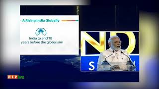 India is working with the motto of 'Sabka Saath, Sabka Vikas'.