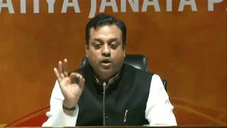 Dr. Sambit Patra on NaMo App and the propaganda spread by the Congress party against it.