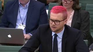 Whistleblower Christopher Wylie has accepted Cambridge Analytica worked with Congress.