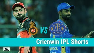 Royal Challengers vs Rajsathan Royals Match Preview| Cricnwin IPL Shorts