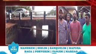 Heavy Truck Causes Huge Cracks On Mashem Bridge