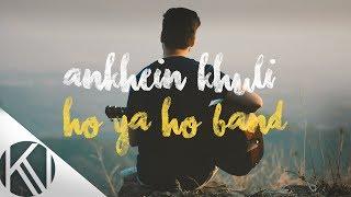 Aankhein Khuli Ho Ya Ho Band | Unplugged Version | Mohabbatein | Karan Nawani | Shahrukh Khan