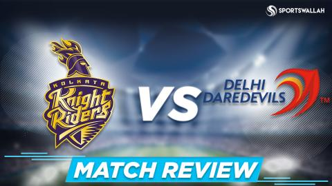 Kolkata Knight Riders VS Delhi Daredevils | 16th April | Match Review