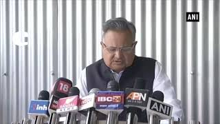 Raman Singh- Will appeal against decision of Supreme Court over SC/ST Act