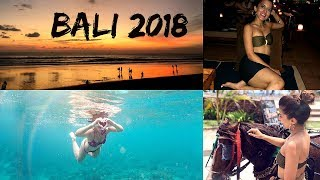 Best Trip Ever- Bali Vlog 2018 / Travel Vlog in Bali & Gili Island- Knot Me Pretty