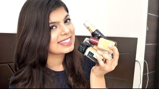 Top 5 Favorite Foundations | Best foundations for Indian Skintone