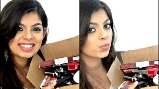 Makeup Haul 2016 | Maybelline, Loreal, Makeup Revolution, Elle18 & More