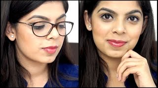5 mins Everyday Office/Work Makeup | Quick & Easy | Affordable