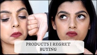 Products I Regret Buying | Dissapointing Products # 1