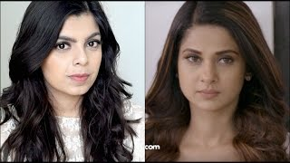 Maya (Jennifer Winget)  Inspired Makeup | Beyhadh | Natural Makeup Tutorial