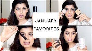January Skincare and Beauty Favorites | 2017