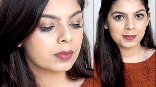 5 Minutes Everyday Makeup Look | Quick & Easy | Makeup Tutorial