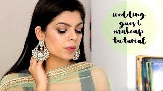 *NEW* Indian Wedding Guest Makeup Tutorial