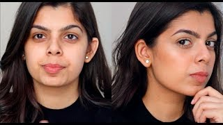 'No Makeup' Makeup Look | No Foundation | Quick & Easy | Affordable