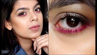 Valentine's Day Makeup  | Pop of Pink | Makeup Tutorial