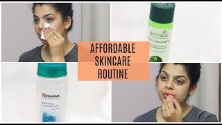 AFFORDABLE SUMMER SKINCARE ROUTINE | 2018