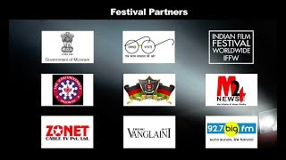 Indian Film Festival Mizoram 2018-M24 News are the Festival Partners for First Indian Film Festival